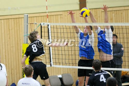 Volleyball Regionalliga Südwest 2009/10 SG Rodheim vs. TV Bommer