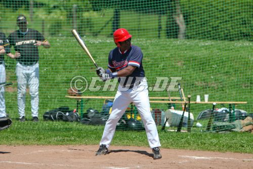 Baseball Verbandsliga - Friedberg Braves vs. Bad Homburg Hornets