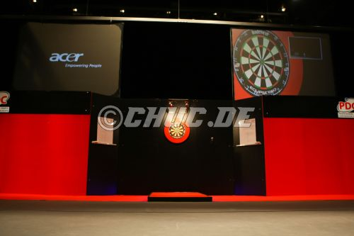 German Darts Trophy, Finale