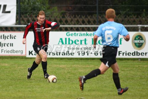 Finale Auto Kuhl / EKS Cup 2011 - FC Olympia Fauerbach vs. VfB F