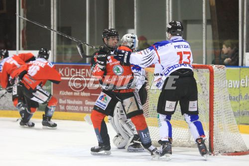 Eishockeyoberliga West 2011/12 Rote Teufel EC Bad Nauheim vs. Ha
