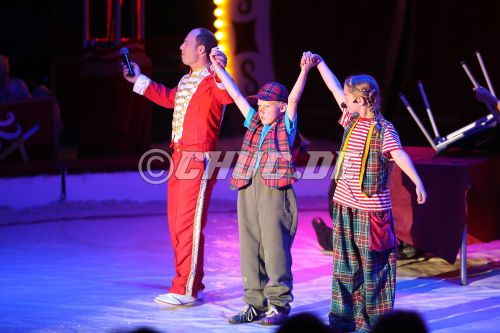 Circus for Kids - Zirkus Rondel